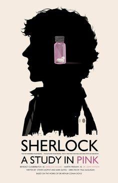Sherlock by BIGBADROBOT/Michael Rogers