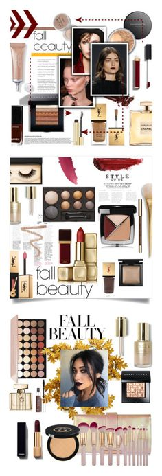 """Winners for The Best in Fall Beauty"" by polyvore ❤ liked on Polyvore featuring beauty, Bobbi Brown Cosmetics, Yves Saint Laurent, Stila, Bare Escentuals, Chanel, LAQA & Co., Vera Wang, Fall and fallbeauty"