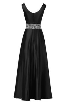b51b721ac Sunvary Vintage Sequin Floor Length Satin Evening Prom Dresses 2015 - US  Size Black. Alison Tang · VINATGE PROM DRESS