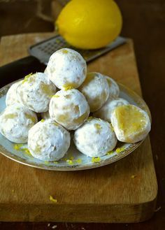 Recipes with truffles. How to make desserts Food with truffles. Lemon Recipes, Sweet Recipes, Cookie Recipes, Dessert Recipes, Cake Cookies, Cooking Time, Tapas, Food Porn, Food And Drink
