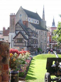 Shrewsbury, England...been there