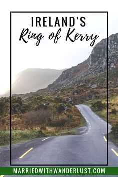 Ireland's Ring of Kerry - What to See and Do #travel #ireland #travelblog