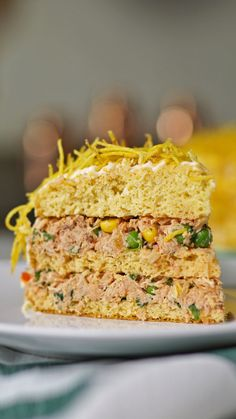 Confira a receita de Torta Fria de Frango Oatmeal Snack Recipe, Chicken Snacks, Snack Recipes, Cooking Recipes, Good Food, Yummy Food, Weird Food, Sweet Potato Recipes, Almond Recipes