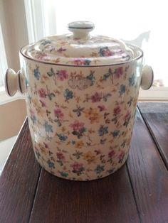 Erphila Vintage Cookie Jar