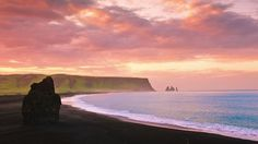 Midnight Sun | Iceland. BEST VIEWED IN HD AND FULLSCREEN (with scaling off)  Midnight Sun: A natural phenomenon occurring in the summer mont...