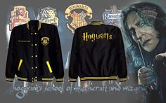 RARE and Limited Collectible Hogwarts Severus Snape by vanbadjoe