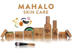 Delectable eco-chic organic skin care crafted by hand on exotic Kauai, Hawaii. MAHALO skin care - conscious choice company. Your skin will adore you!
