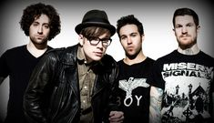 fall out boy | The Bente Way Of Life: Fall Out Boy Is Back!