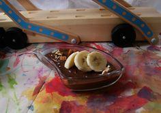 Mousse de Chocolate de Batata-Doce (sem Lactose, Açúcar refinado ou Ovos)