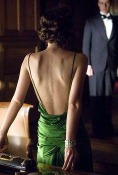 Atonement Green Dress.