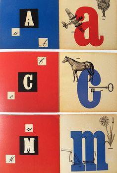 Letterology: Bruno Munari: Pioneer of the Modernist Book