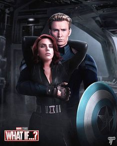 What if Cap and Black Widow got together 🤔? Do you ship them? Inspired by . Captain America Black Widow, Chris Evans Captain America, Captain Marvel, Marvel Avengers, Ms Marvel, Black Widow Marvel Art, Black Widow And Spiderman, Marvel Comics, Costume Captain America