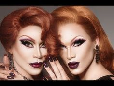 Miss Fame Transforms Phi Phi O'hara - YouTube