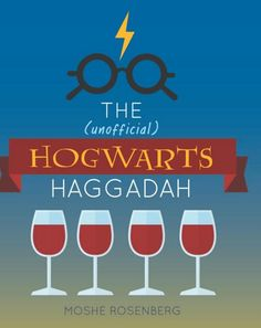Promising review: 'First I have to say how utterly beautiful the book looks. Each page is in full color with clean and attractive illustrations and a great color scheme. The book contains all the text, in Hebrew and English, that you would expect to find in a Haggadah, along with short bits of commentary relating each part of the seder to a concept in Harry Potter. I particularly enjoyed the parallels between the four Hogwarts houses and the four children in the seder.' —Julia…