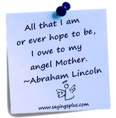 Honor Your mom with these amazing Mothers Day Sayings and Quotes. Description from sayingsplus.com. I searched for this on bing.com/images