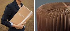 Bookniture unfolds from a book to a coffee table - From Top 100 Incredible Table pics, photos and memes. - SillyCool