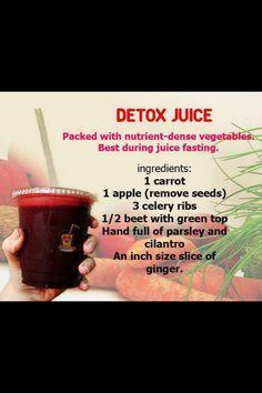 Detox http://naturalhealthsyne...