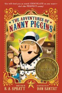 The Adventures of Nanny Piggins by R. A. Spratt