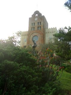 Tagaytay: Calaruega Church
