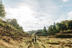 Skåneleden: The Österlen Circle. A circular footpath through the idyllic landscape close to Brösarp. Here you can walk down the hills of Brösarp, find peace along the River Verkaån and visit an ecopark. Photo: Johan Hammar #hiking #southernsweden #skaneleden