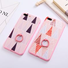 Find More Phone Bags & Cases Information about Triangular lattice ring stand holder Case For Apple Iphone 7 Plus Case Luxury Pc + Tpu Frame Back Cover For Iphone 6 6s Cases,High Quality case samsung galaxy note n7000,China case cube Suppliers, Cheap case golf from javq Phone Cases Store on Aliexpress.com
