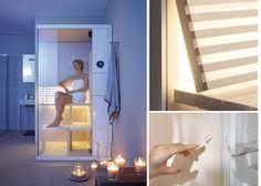 Disfruta de un sauna en el menor espacio. InipiB es un sauna compacto de 120 x120 cms que se adapta a cualquier espacio en el dormitorio, living o baño. Gracias a InipiB se puede disfrutar de un sauna hasta en las habitaciones más pequeñas. DUOMO