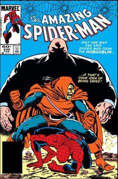 "THE AMAZING SPIDER-MAN # 249 ""SECRETS!"""