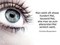 Augen auf... #zitate