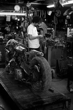 Chabott Engineering - Shinya Kimura