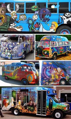 art bus - Google Search