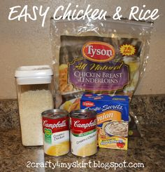 This is one of my favorite recipes because it is SUPER EASY and I almost always have all of the ingredients on hand!       Chicken Tenders...