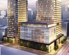 Four Seasons Hotel and Private Residences Toronto - Podium