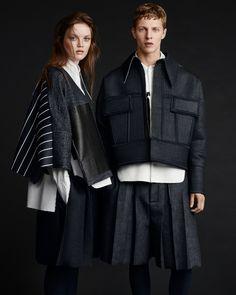 Colección cápsula de Ximon Lee, ganador del H&M Design Award