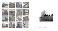 Architecture Spread - in my process book