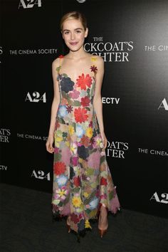From nighttime florals to sultry suiting, young Hollywood dominated the red carpets this week...