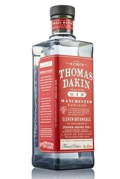 Product Launch - Quintessential Brands Thomas Dakin Gin