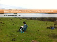 Entrevista a Francisca Espinoza Westermeyer (FEW Ilustraciones)