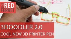3doodler 2.0 review - YouTube