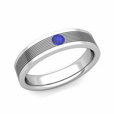 http://rubies.work/1003-citrine/ Sapphire Men's Wedding Ring