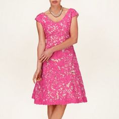 Phase Eight Multi-coloured iman tapework dress- at Debenhams.ie