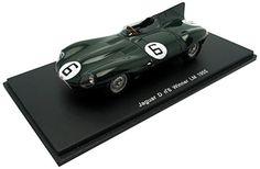 【Spark/スパーク】1/43 ジャガー D No.6 1955年ルマン24時間 優勝 スパーク http://www.amazon.co.jp/dp/B0038KOO7E/ref=cm_sw_r_pi_dp_tHgIub1Q7NB34
