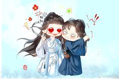 Chinese Cartoon, One Piece Comic, Slash, Happy Pills, Handsome Anime, Wattpad, Anime Chibi, Anime Art Girl, Chinese Art