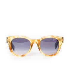 Fendi Blue & Yellow Sunglasses