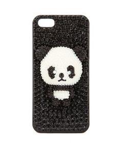 Pearl Panda Phone Case - 5: Charlotte Russe