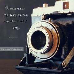 Quotes Inspire Photography Journey 12 Quotes to Inspire your Photography Journey // A camera is the save button for the mind's eye. - Roger Quotes to Inspire your Photography Journey // A camera is the save button for the mind's eye. Quotes About Photography, Photography Camera, Photography Business, Amazing Photography, Photography Captions, Photography Packaging, Lifestyle Photography, Portrait Photography, Now Quotes