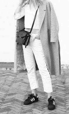 Minimal + Classic  via my dubio Minimal Fashion, White Fashion, Minimal  Classic, 6e11713db884