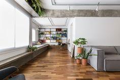 Apartamento POSSAMAI / Sbardelotto Arquitetura + Atelier Aberto Arquitetura