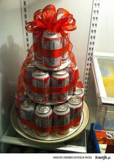 tort z puszek piwa - Szukaj w Google