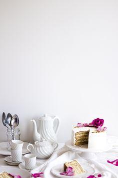Pistachio Rose Cake1