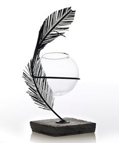 Love this 8.5'' Feather Stand on #zulily! #zulilyfinds